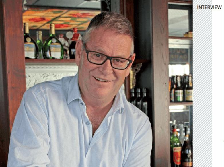 Siem Klapwijk, Direktor und Eigentümer von S&H Tyres